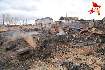В день, когда сгорело пол-Хакасии, стихия накрыла и юг Красноярского края