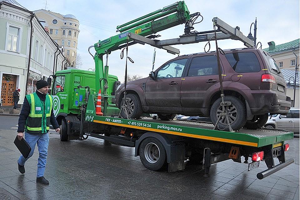 Госдума готовится принять новые поправки в КоАП о перемещении авто