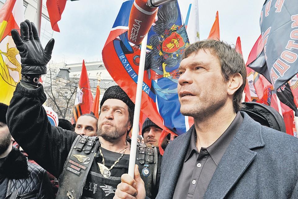 Олег Царев уверен, что Новороссия еще свое возьмет.