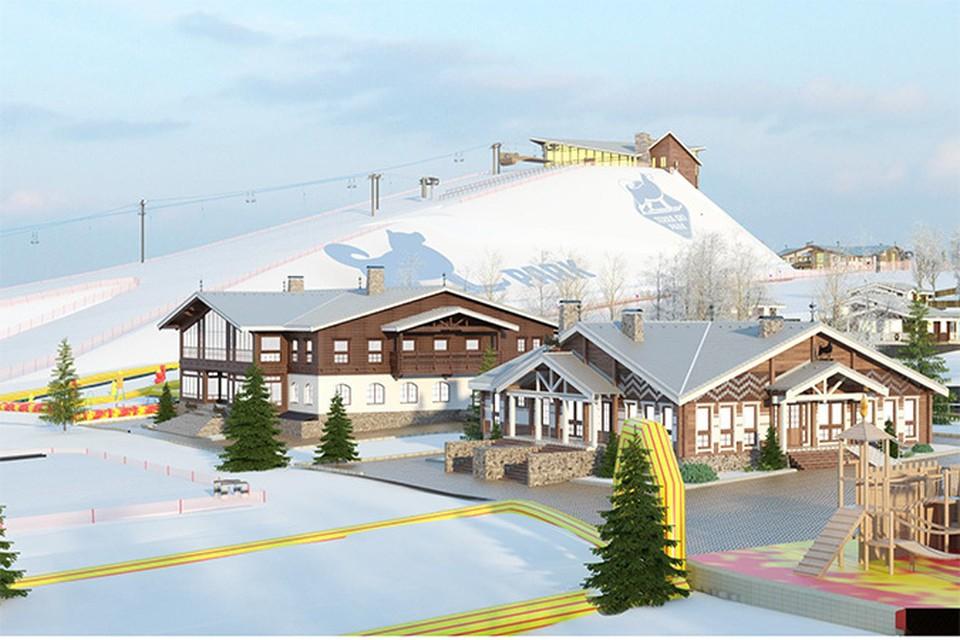 Горнолыжный курорт в Нижегородской области планируется построить за полтора года
