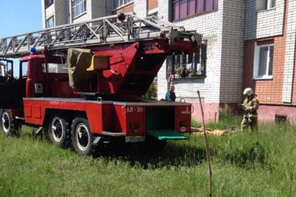 Пожилой житель Фокинского района едва не выпрыгнул с балкона пятого этажа на глазах у соседей.