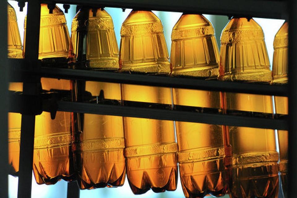 Исаев: продажу пива в пластиковых бутылках могут ограничить с 1 января