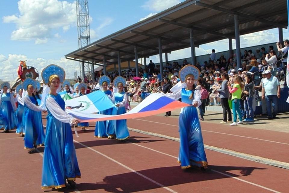 Сабантуй-2015: более тысячи жителей Иркутской области побывали на  татарском празднике