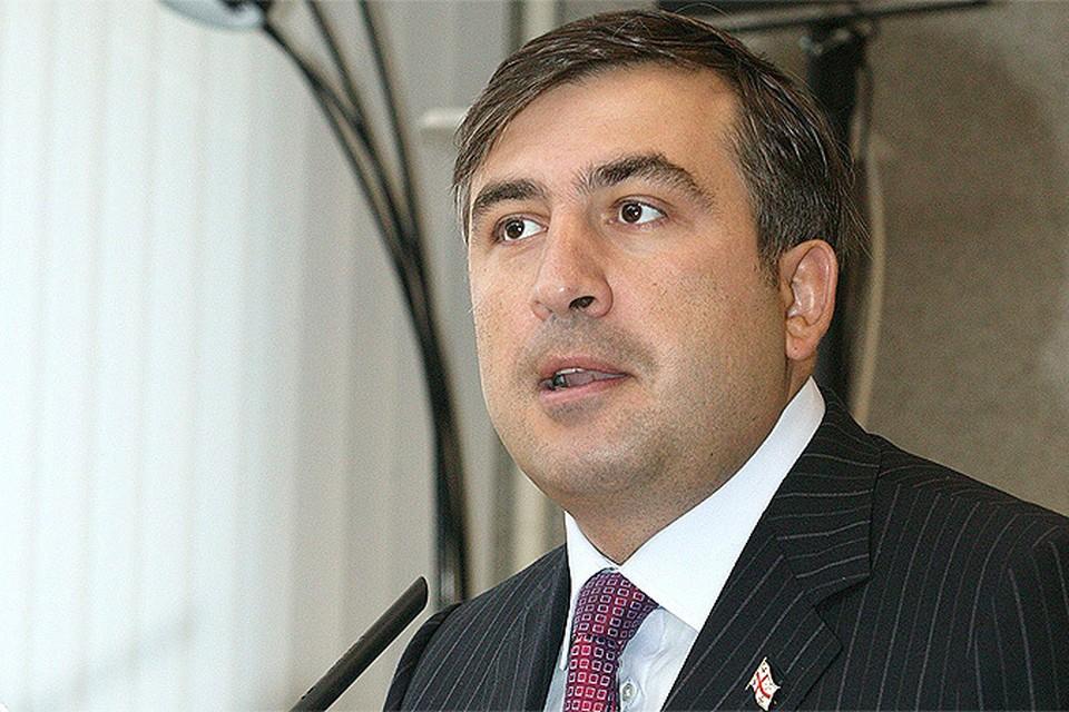 Саакашвили: Лишь через 20 лет Украина вернется к показателям эпохи Януковича