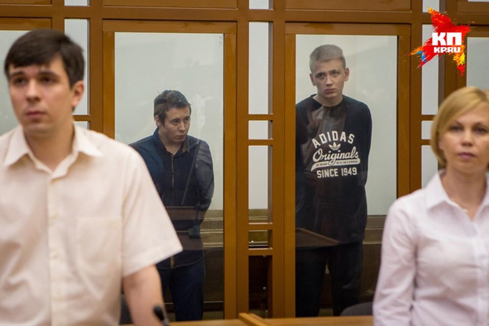 Кирилл Планков и Максим Валишин получили 33.5 года колонии строгого режима на двоих