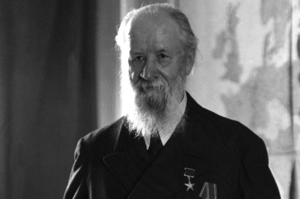 Алексей Николаевич Крылов (1863 - 1945).