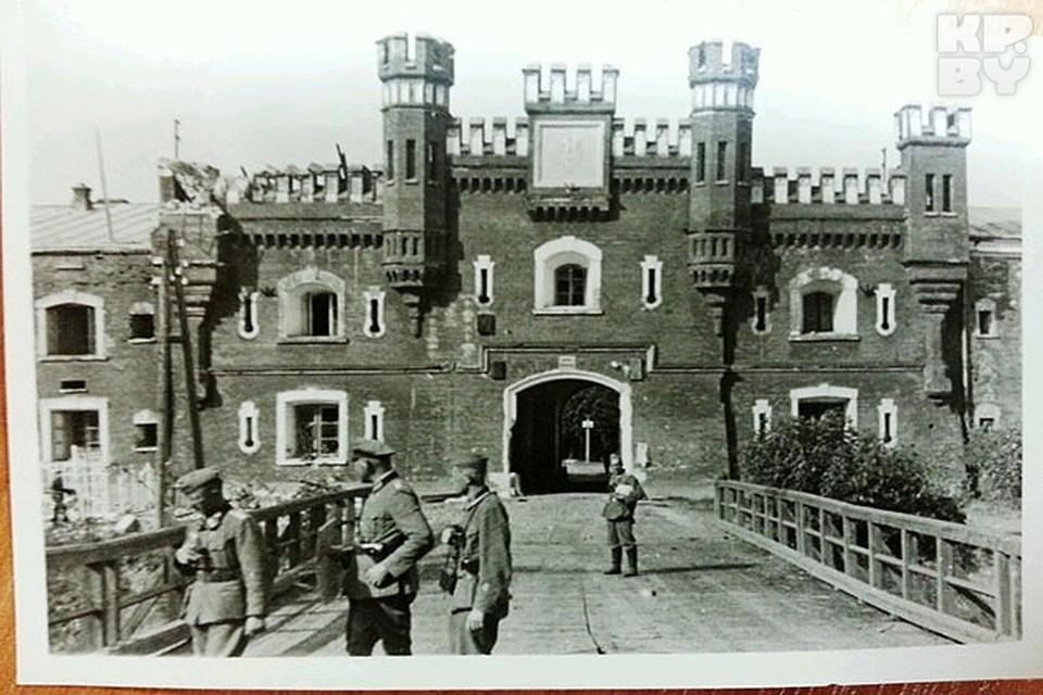 Доклад о брестской крепости 3640