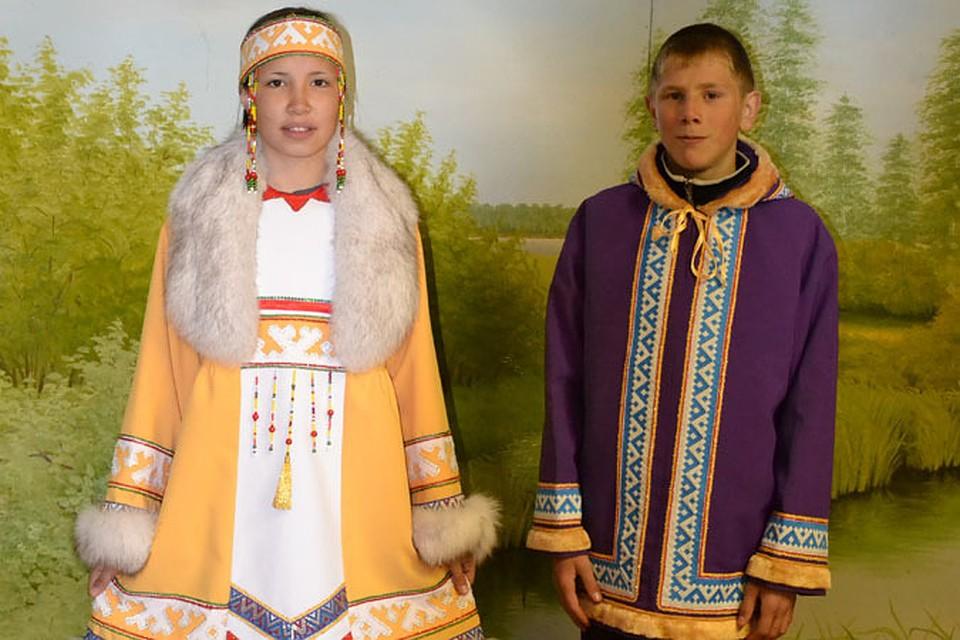 ненецкий национальный костюм фото мужской и женский при этом подразумевается