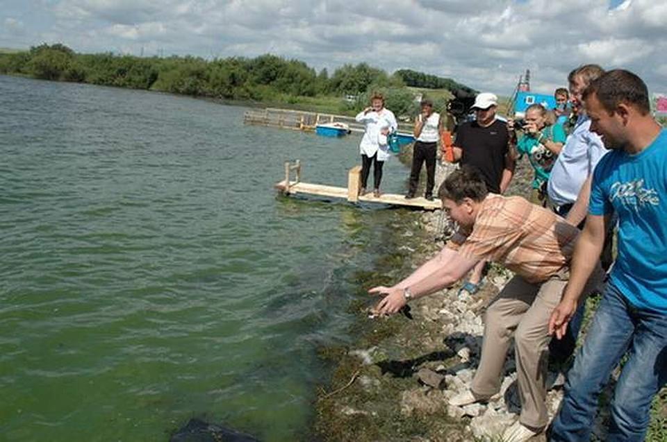 кемеровская рыбалка платные озера