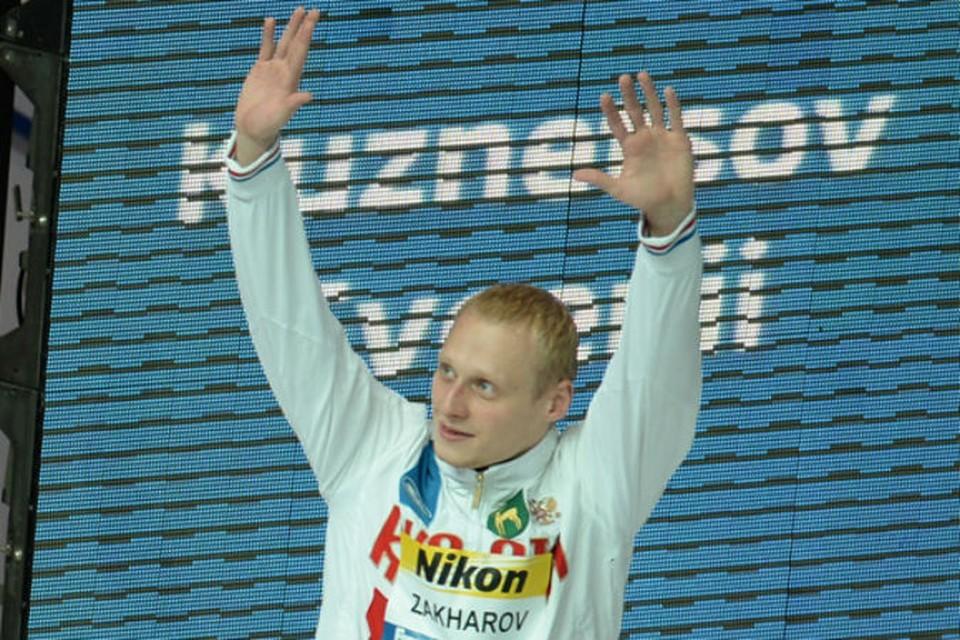 Саратовец Илья Захаров завоевал второе серебро на Чемпионате мира в Казани