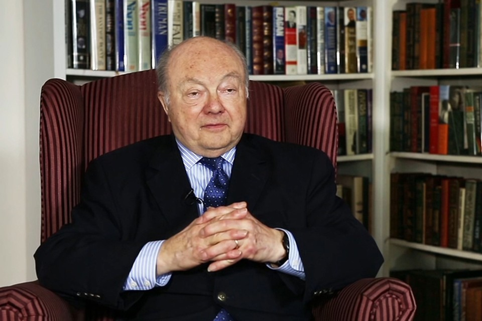 Экс-посол США в Москве Джек Мэтлок