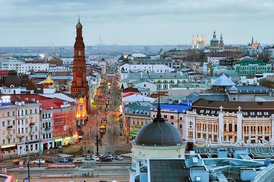 Казань давно стала одним из самых привлекательных городов России.