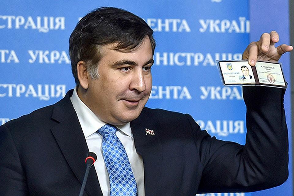 Губернатор Одесской области набросился с разоблачениями на премьера и олигархов Украины.