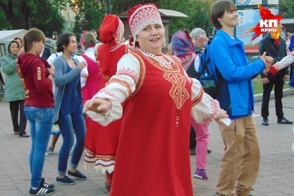 Многонациональный Иркутск