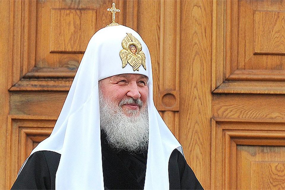 Патриарх Кирилл призвал общественность дать пьянству бой