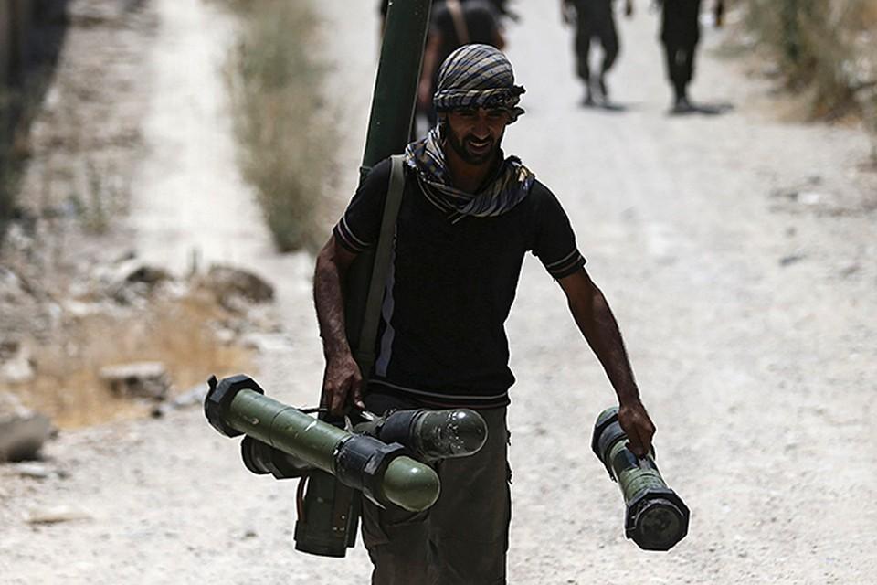 Ситуация в Сирии отличается от Афганистана во всём