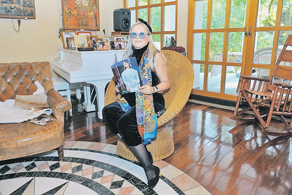 Татьяну Михалкова поделилась своими соображениями об отечественной моде