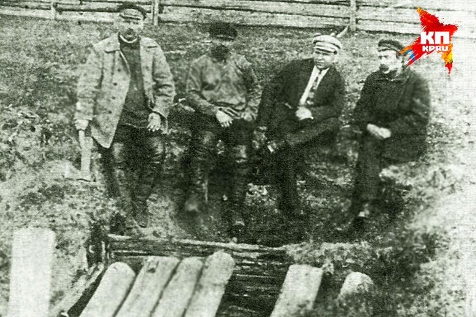 В эту шахту большевики сбросили тела князей