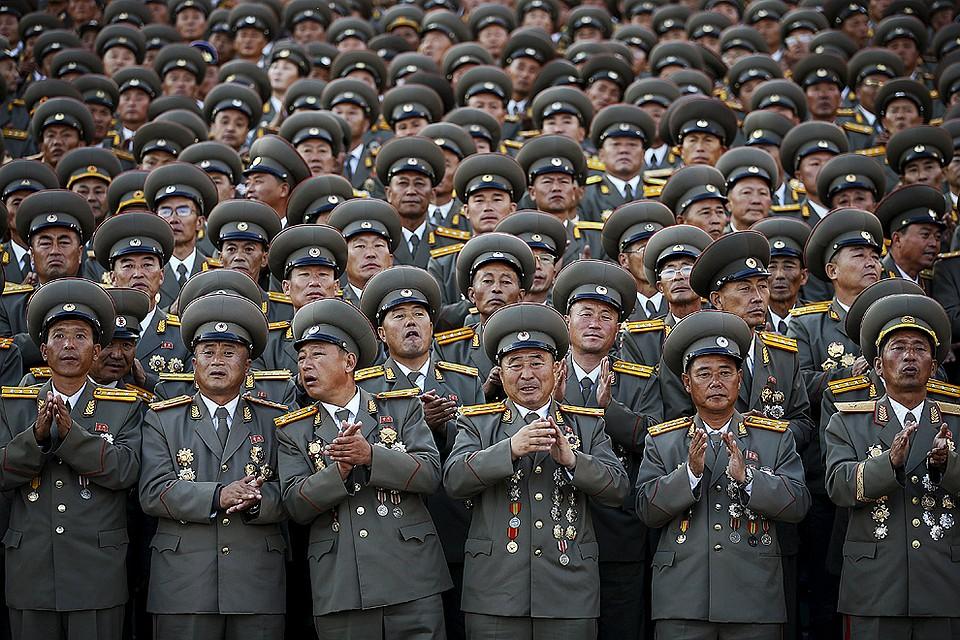 Картинка северная корея