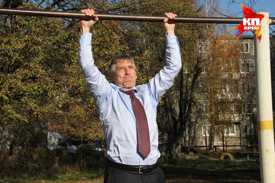 Новый глава Нижнего Новгорода продемонстрировал «Комсомольской правде» отличную физическую форму.