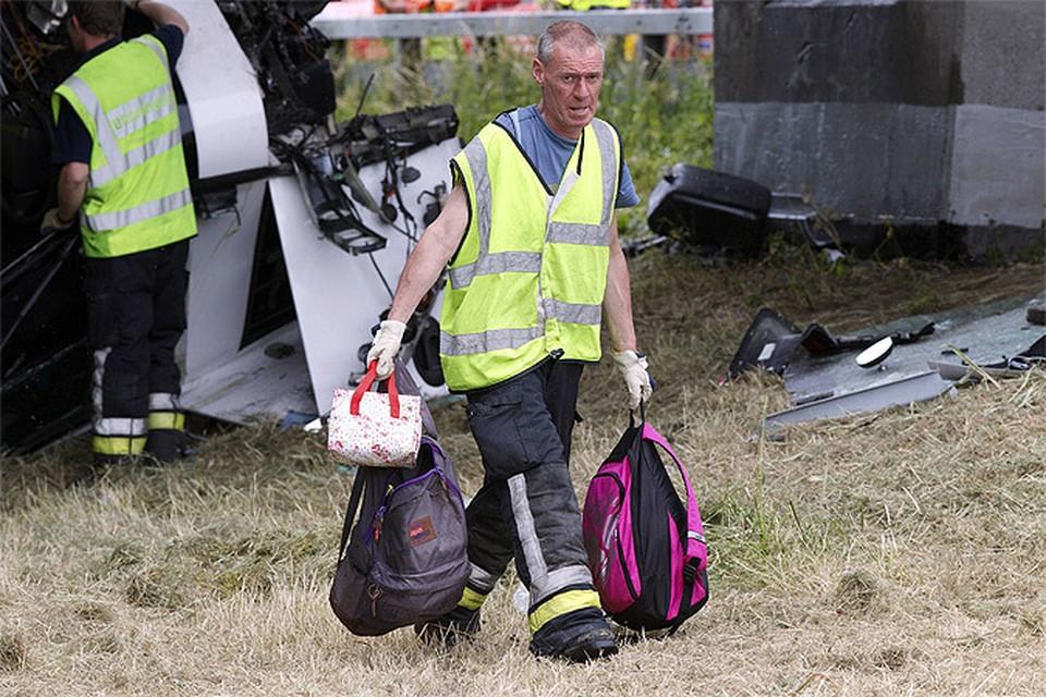 49 человек погибли в ДТП на юго-западе Франции