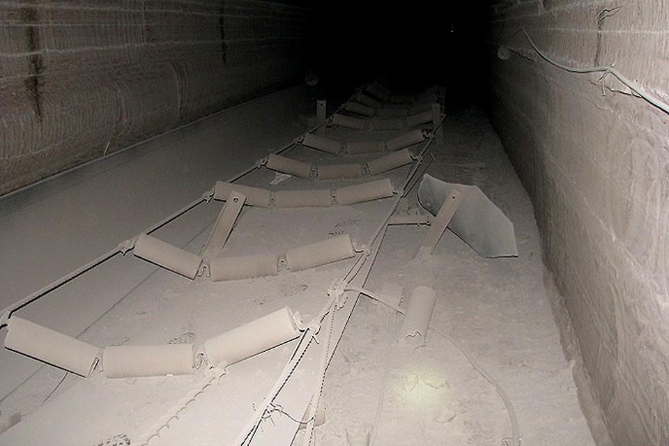 В шахте «Беларуськалия» взорвался метан: погиб рабочий. Фото: УСК по Минской области.