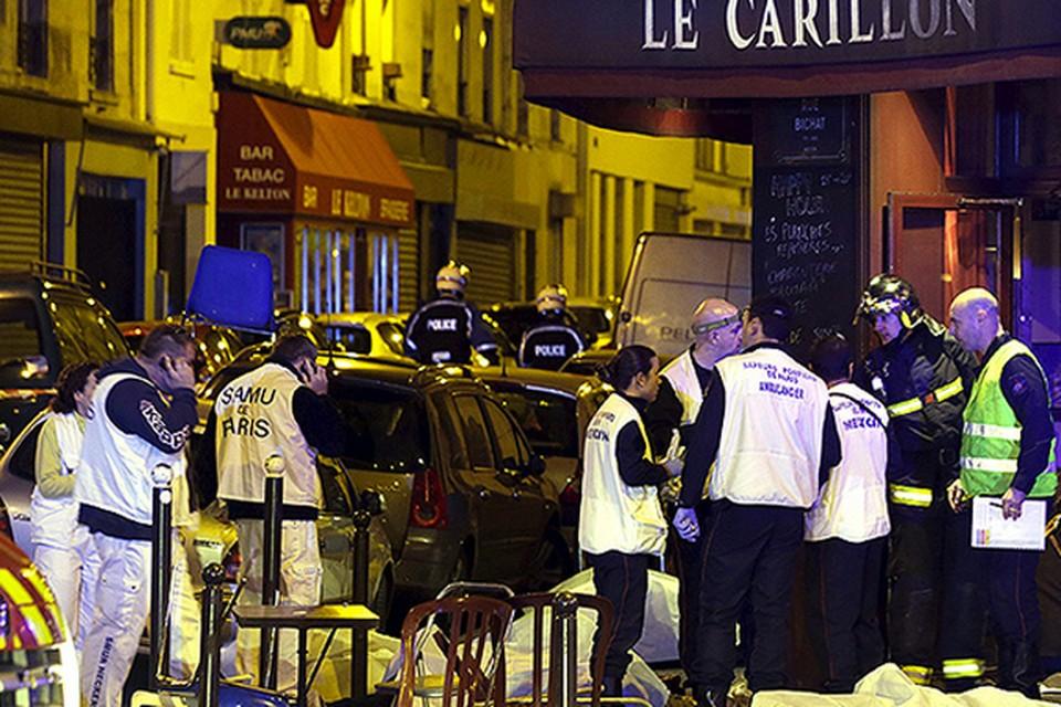 Парижские СМИ заявили, что среди террористов, что устроили в Париже кровавую баню, были французы арабского происхождения