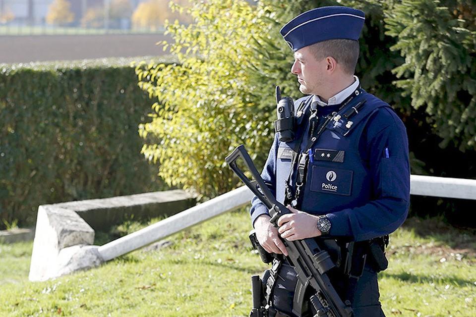 В Брюсселе началась перестрелка во время полицейского рейда