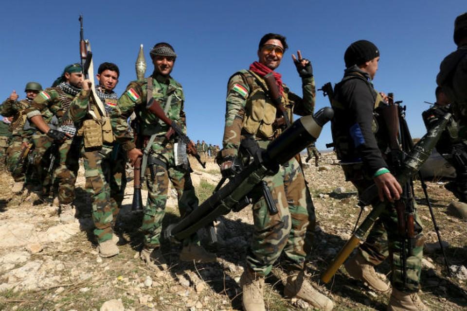 В середине ноября курды освободили город Синджар, который больше года удерживал ИГИЛ.