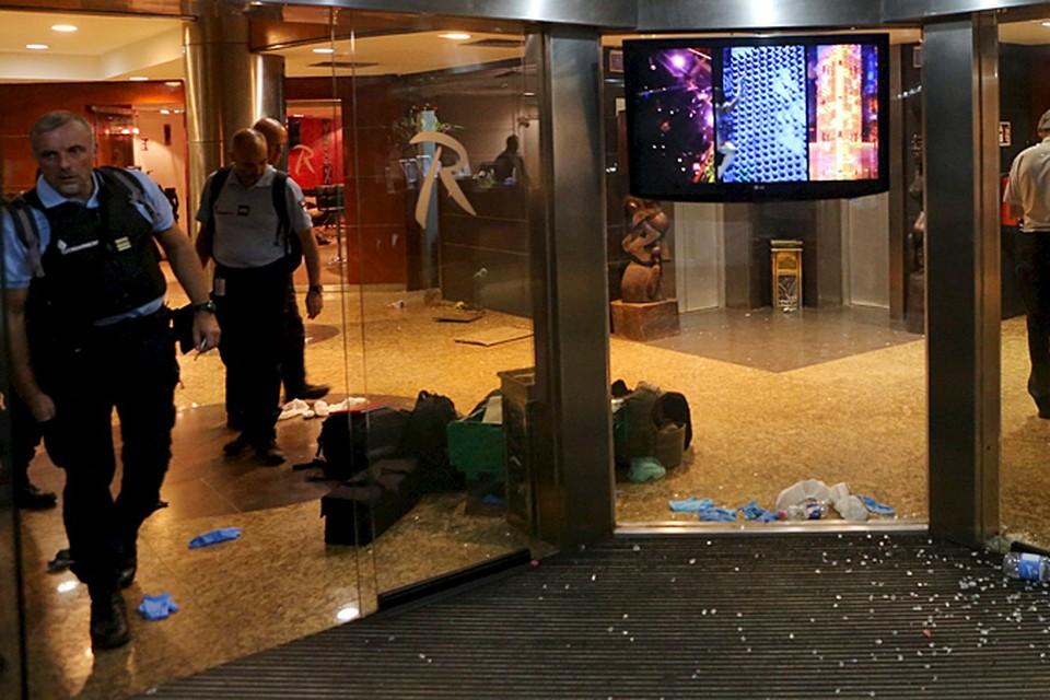 В Министерстве иностранных дел России сообщили, что во время захвата заложников в отеле Radisson Blu в Мали погибли граждане нашей страны