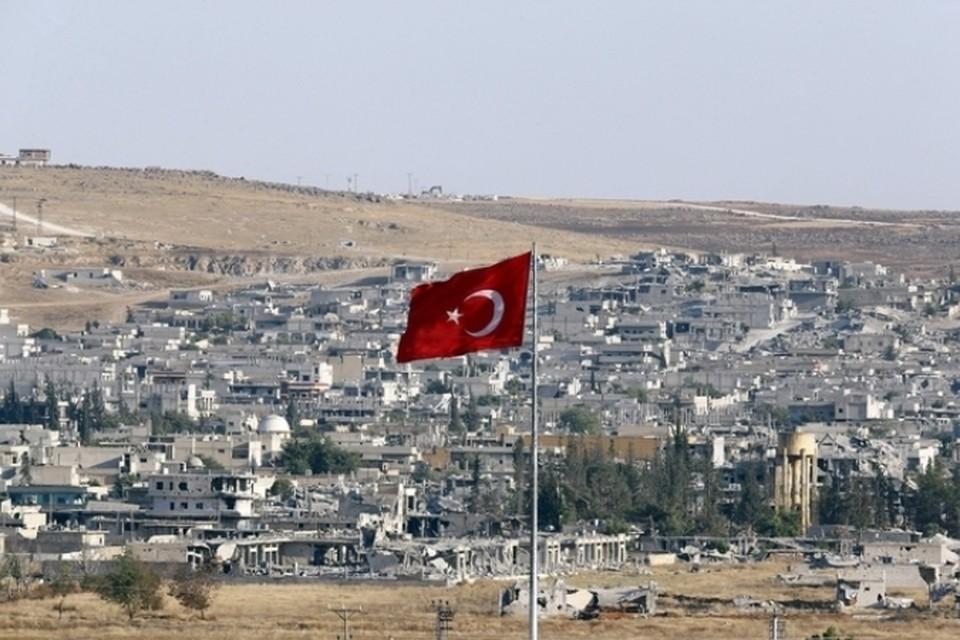 Впервые, «турецкий след» был отмечен во время Карабахского конфликта.