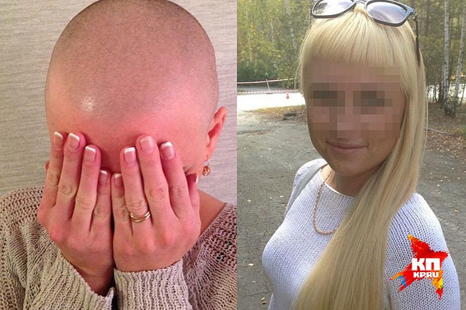 Блондинка показывает свой орех фото фото 453-880