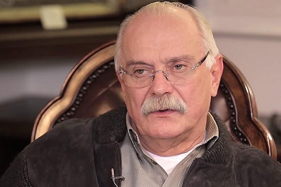 Центральный телеканал впервые отменил эфир записанной Михалковым программы «Бесогон TV»
