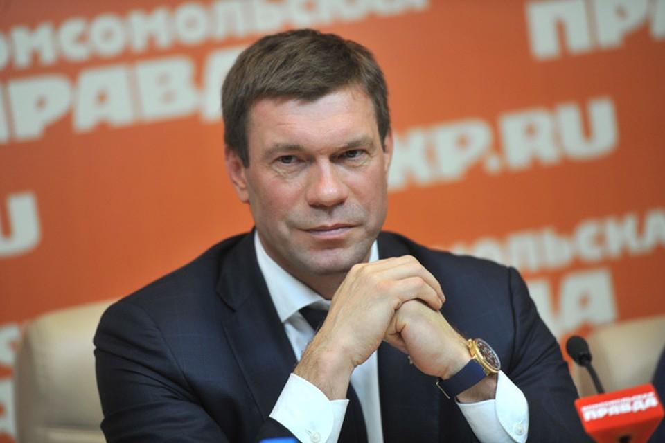 """Олег Царев: """"Какие бы времена не наступали, всегда будут и герои, и подлецы. И только каждому лично решать, какой путь выбрать"""""""
