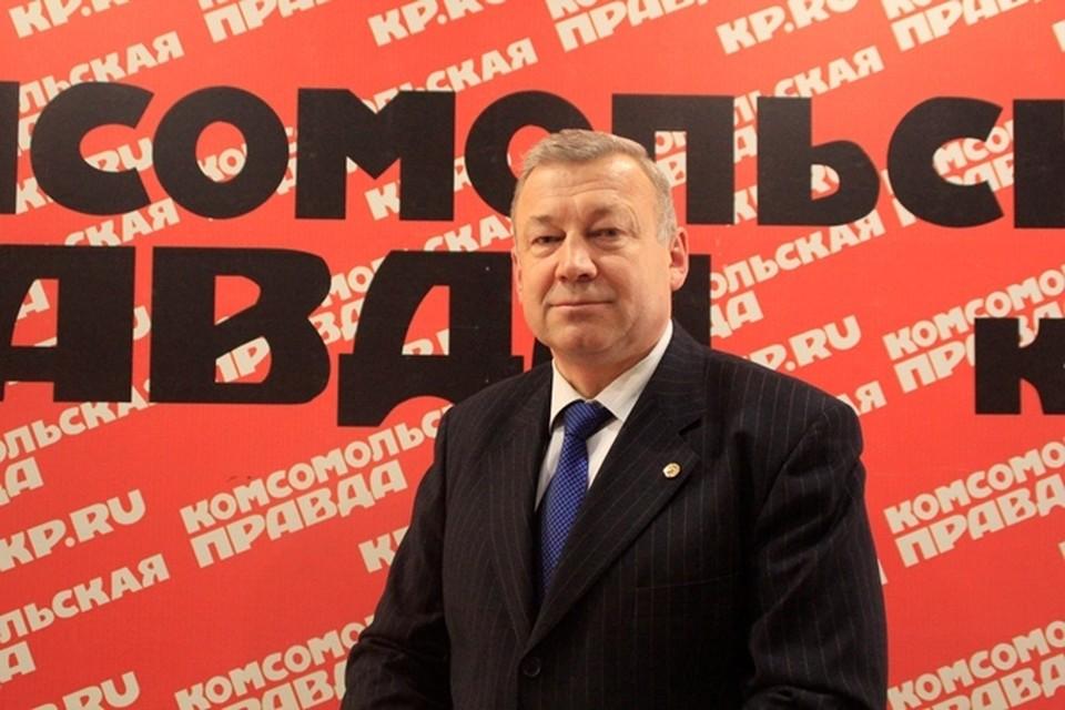 Георгий Циношкин, исполнительный директор АО «Разрез Харанорский».