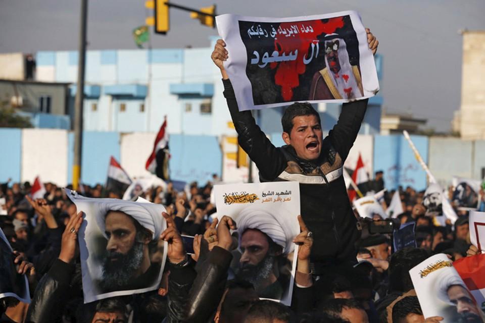 Обострение отношений между Тегераном и Эр-Риядом произошло 2 января, после казни в Саудовской Аравии известного шиитского богослова Нимр ан-Нимра
