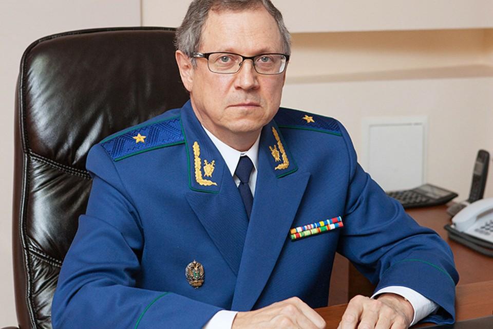 Николай Васильевич Журков. Фото: прокуратура