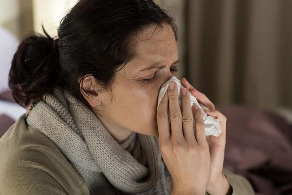 Риск подхватить простуду и грипп при потеплении выше.