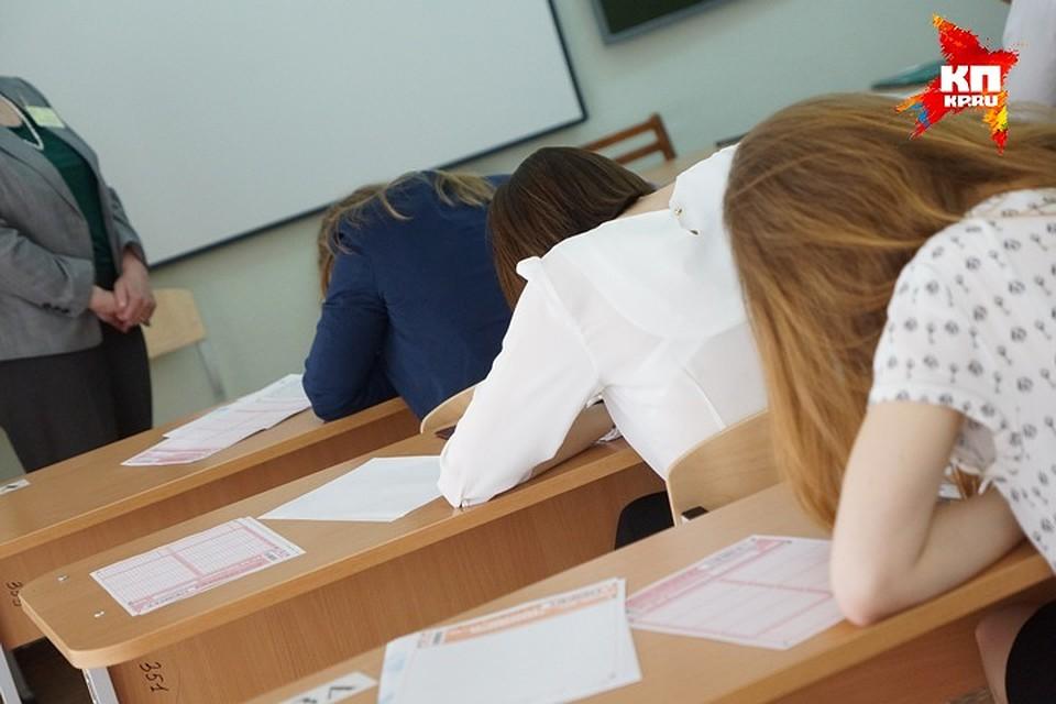 Сдача зачета студенткой преподавателю в постели