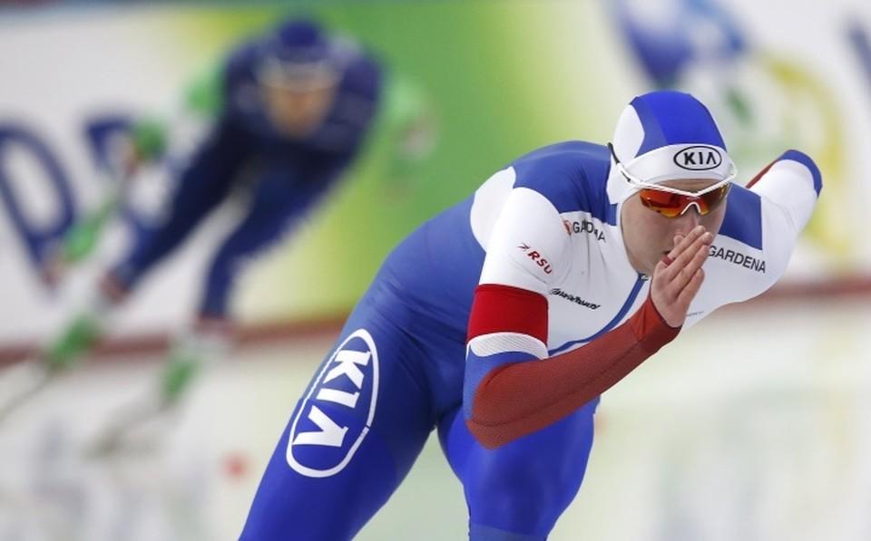 Российский конькобежец Павел Кулижников стал одной из жертв мельдониевого скандала.