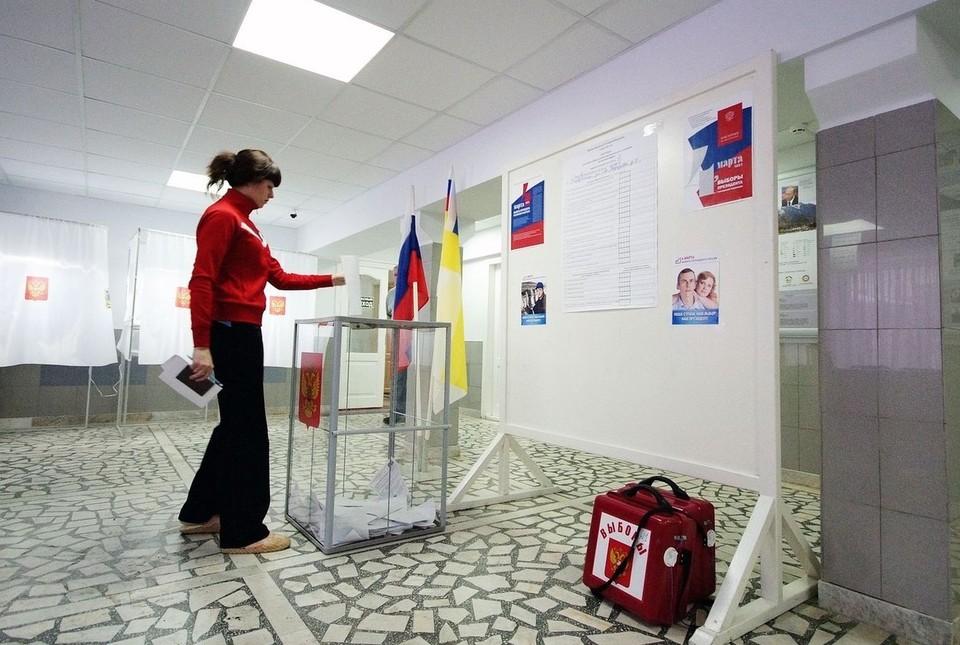 На выборах 2011 проголосовало 996 тысяч ставропольцев.