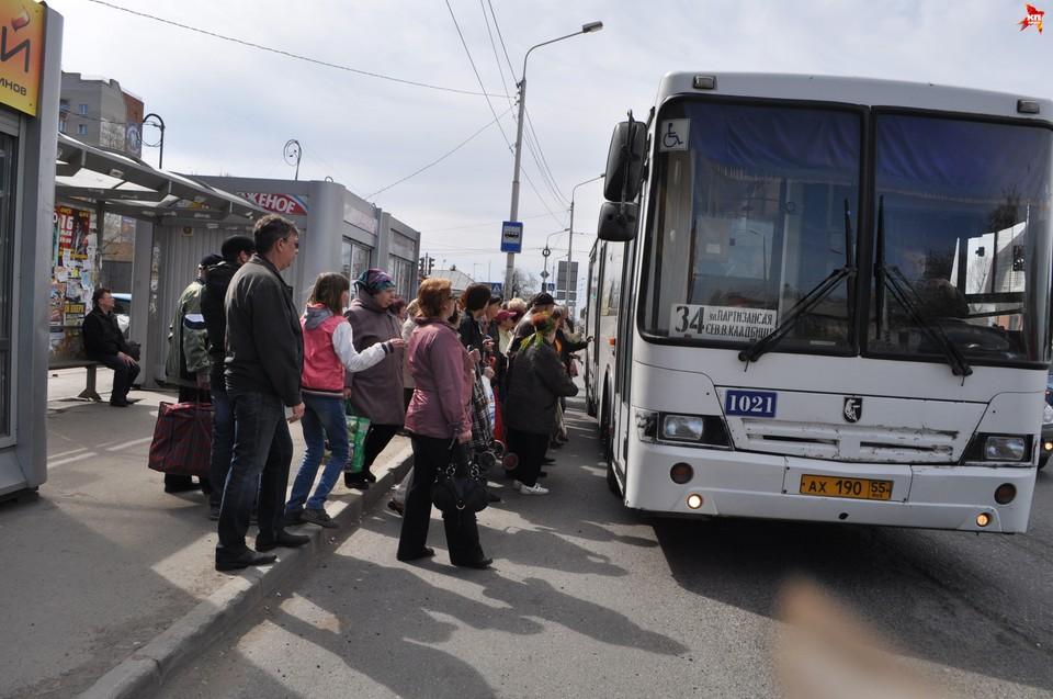 Дачные автобусы начнут ходить с 30 апреля.
