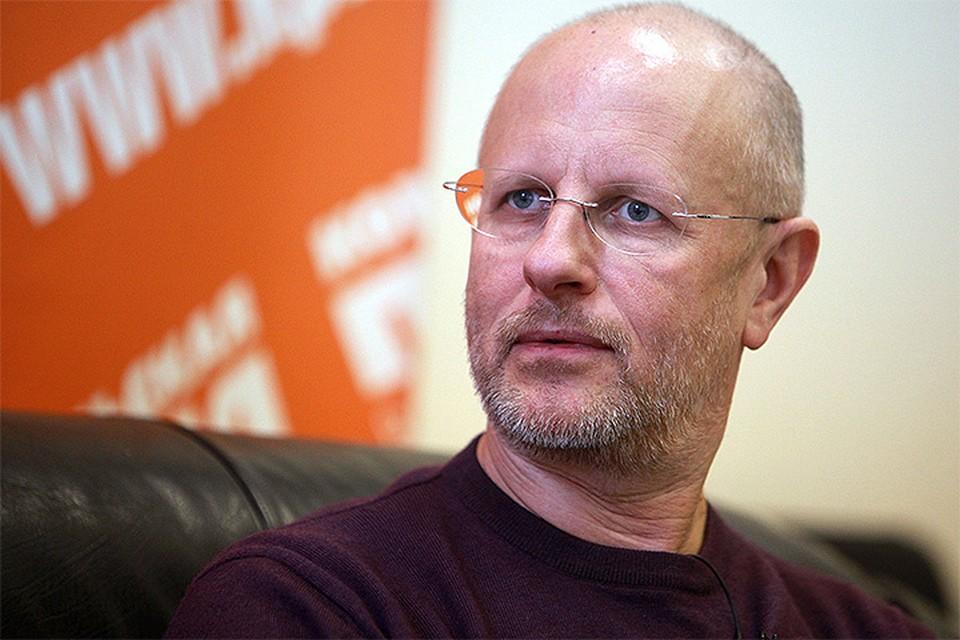 """Дмитрий """"Гоблин"""" Пучков: """" К свободе и демократии Ельцин не имеет никакого отношения."""""""