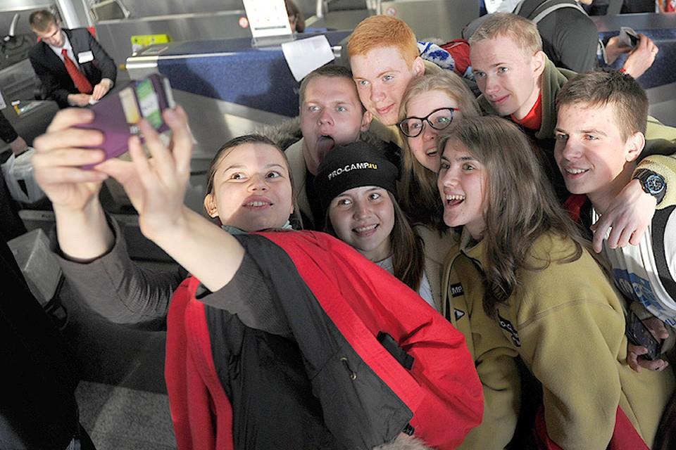 После недели нервного ожидания, команды Матвея Шпаро вылетели к северному полюсу