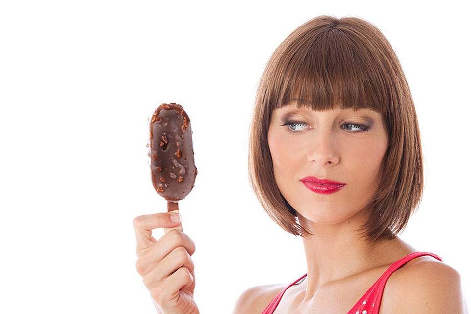 Ученые: самый мощный антидепрессант -  шоколадное эскимо!