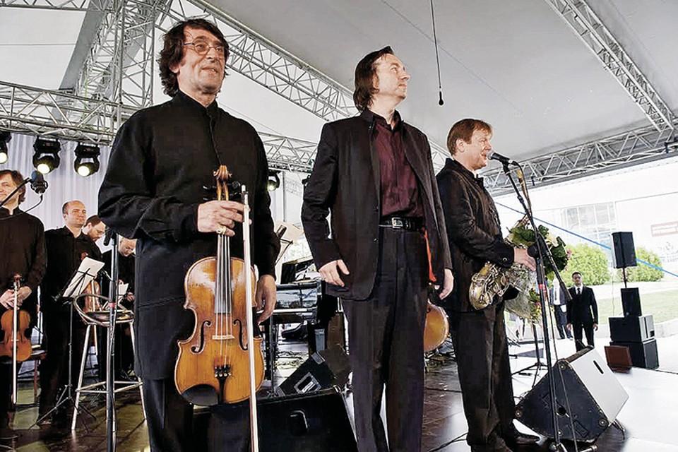 Игоря Райхельсона называют одним из ведущих современных композиторов.