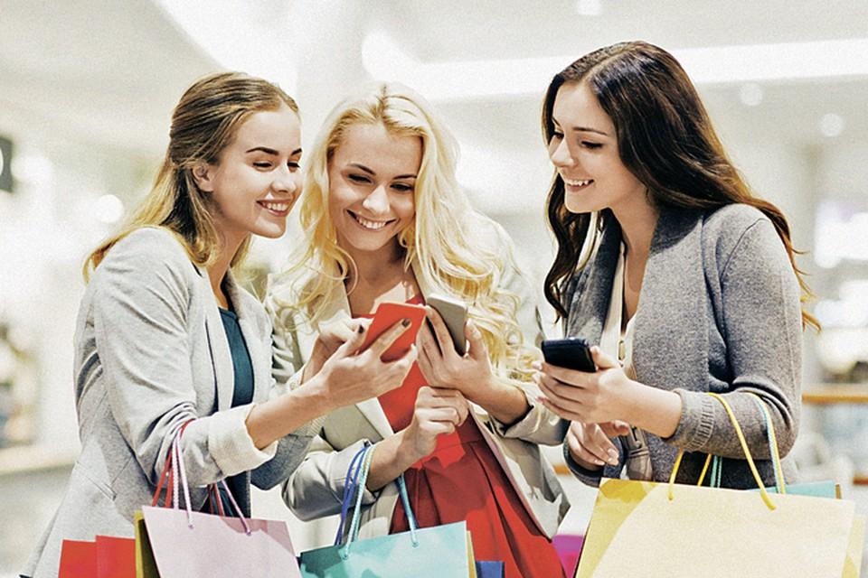 Точно не стоит брать кредит на покупку нового дорогого телефона - помните, очень скоро и он устареет. Фото: Фотобанк Лори