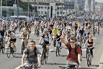 Через четыре года Москва будет велосадом