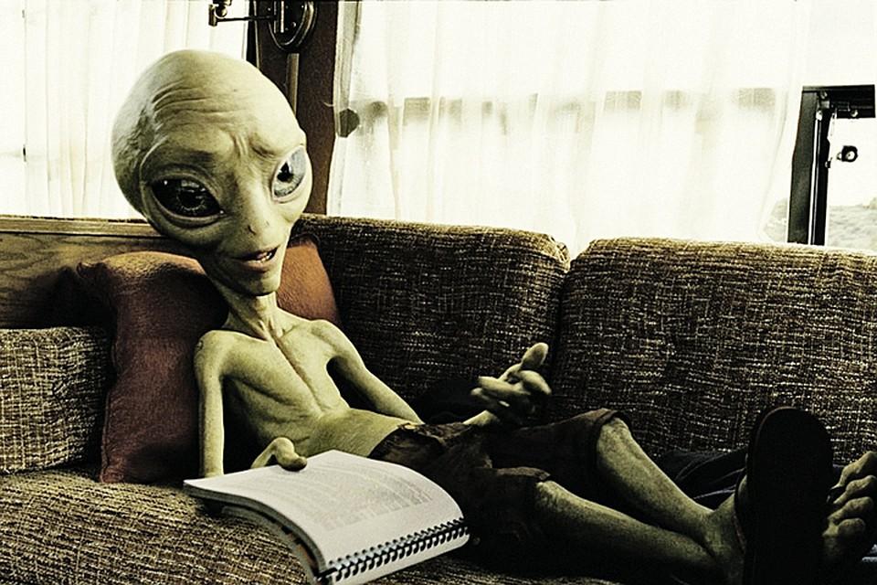 Сексуальные контакты инопланетян с землянами