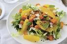 Салат с тыквой и апельсинами легко и быстро. Блюдо с необычным вкусом, которое порадует ваших домашних